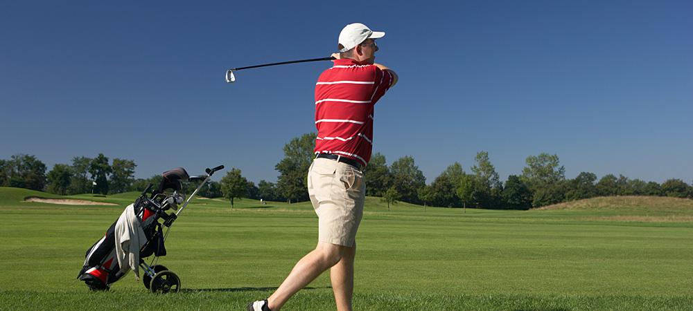 Golfplatz Bayerischer Wald