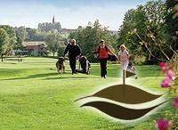 Golfen in Eggenfelden im Golfurlaub Bayerischer Wald.